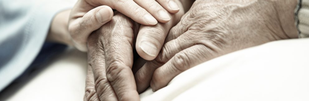 With You image of people holding hands