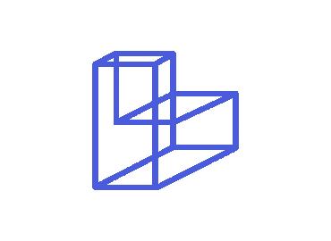 Bricks Logo Purple Transparent